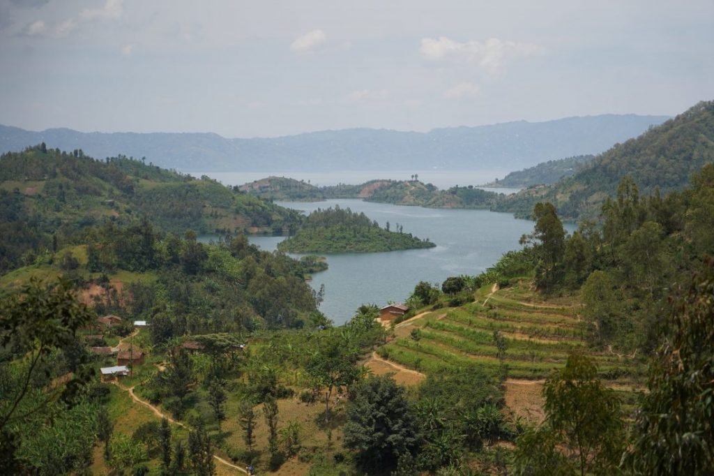 Lake Kivu islands