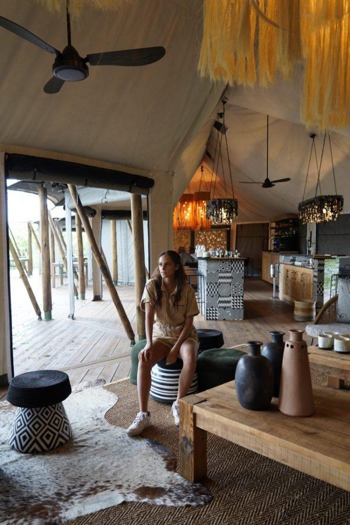 Review Magashi Camp akagera Rwanda travel blog