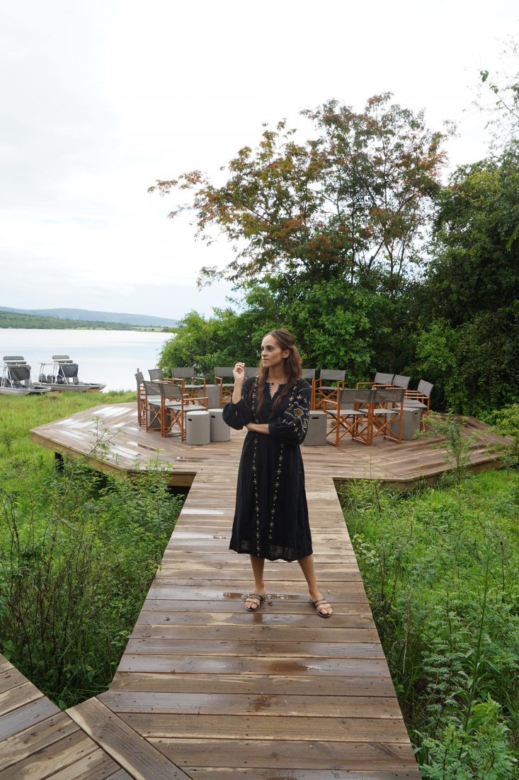 Review Magashi Camp and safari in Akagera - Rwanda