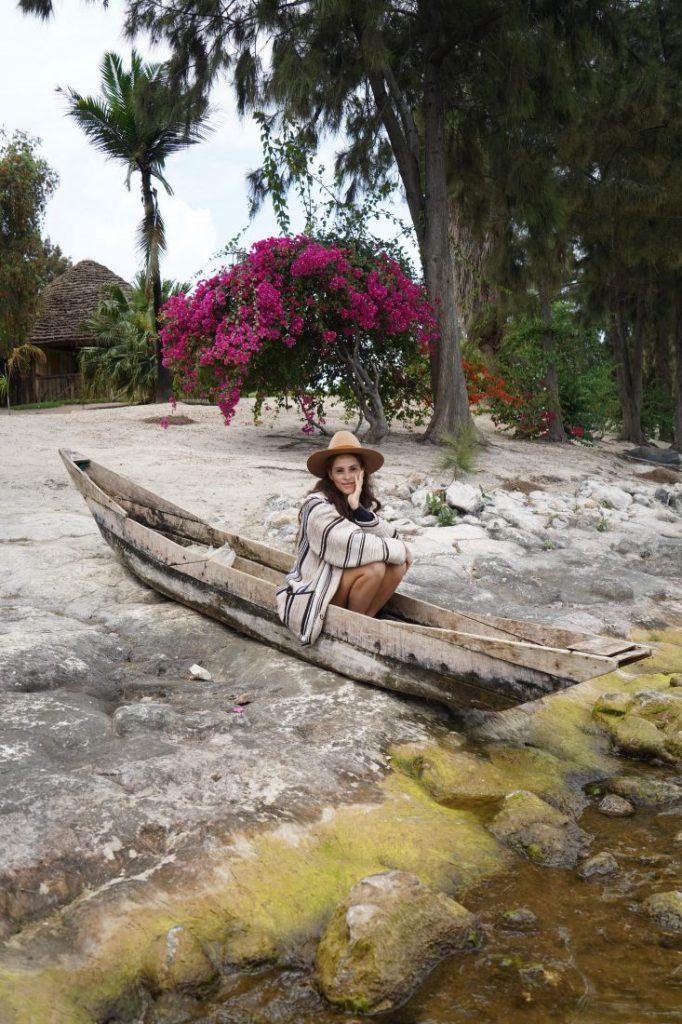 Travel blogger Rwanda