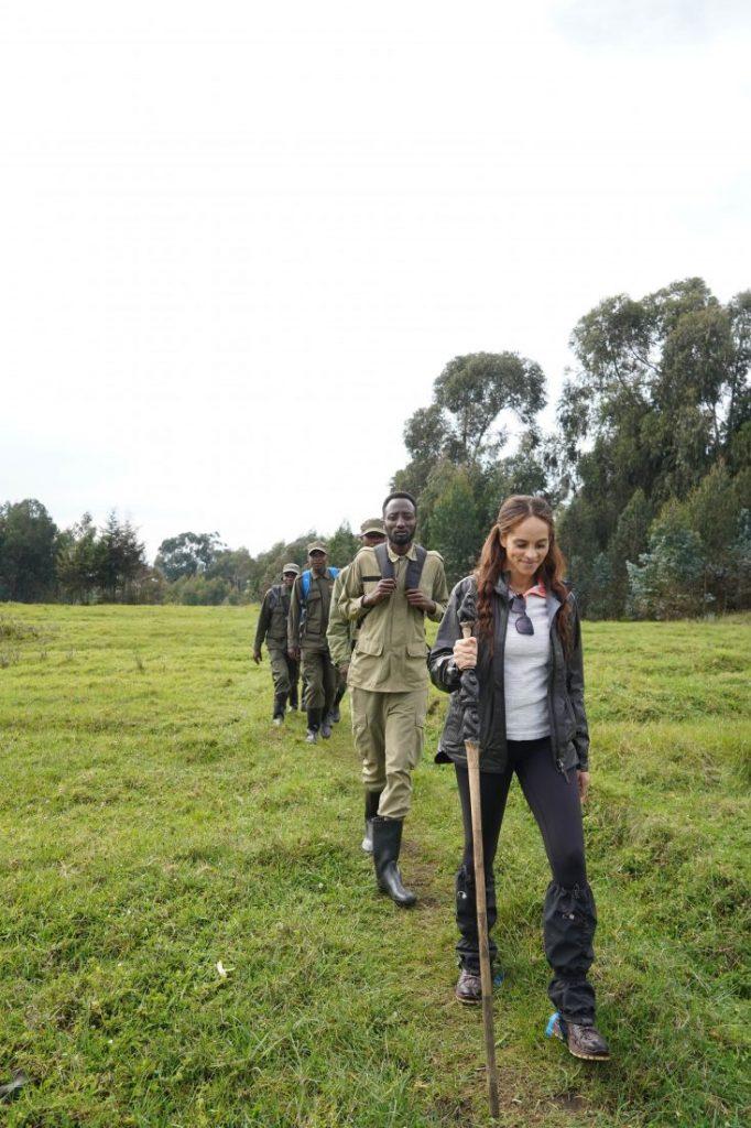 Trekking Rwanda