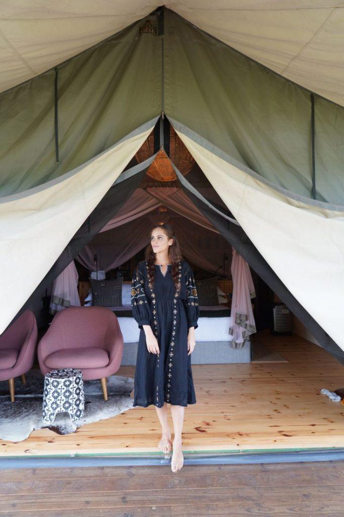 tent Review Magashi Camp akagera Rwanda