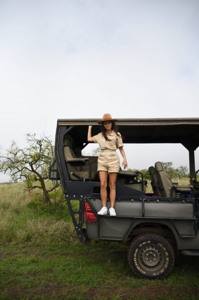travel blogger Safari Akagera - Rwanda