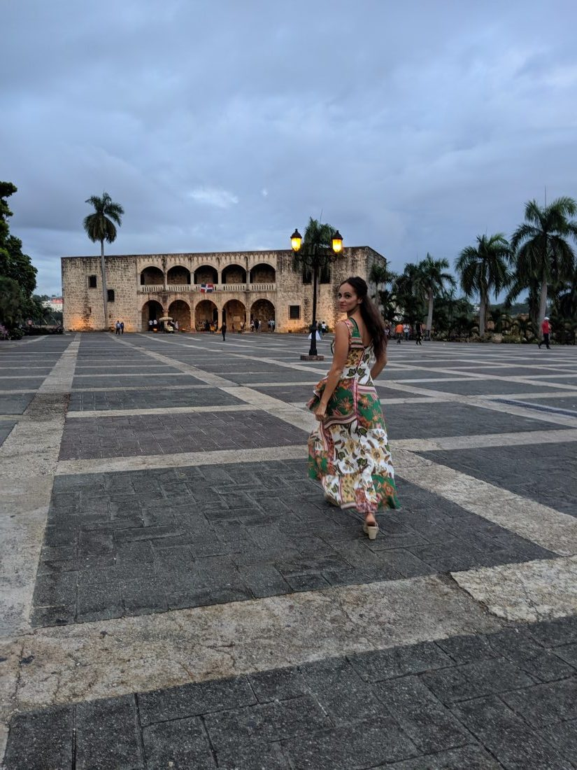 travel blogger Santo Domingo Dominican republic