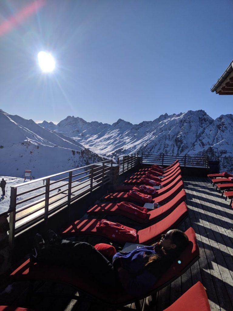 Ischgl travel blogger