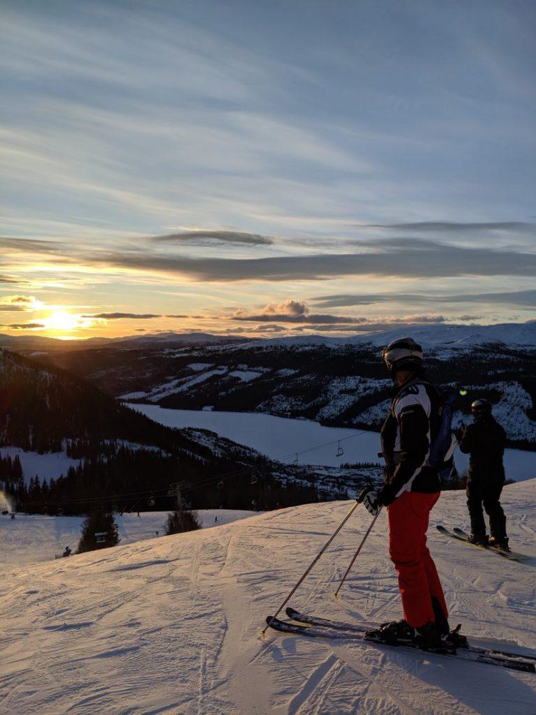 Winter activities in Jamtland Ski Are Sweden