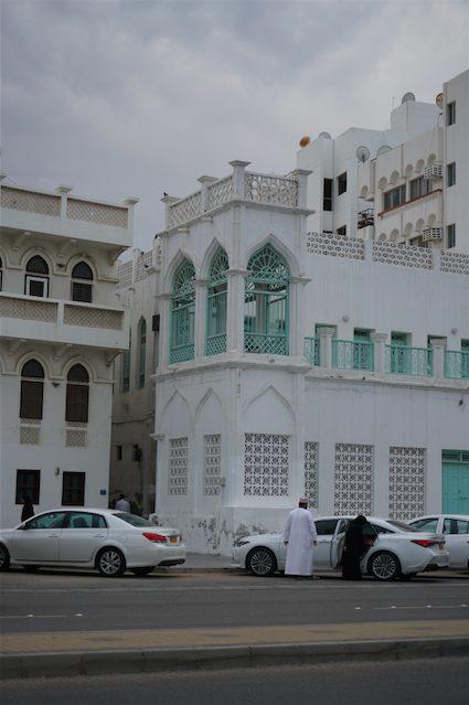 10 days Oman road trip itinerary Muscat Mutrah 1