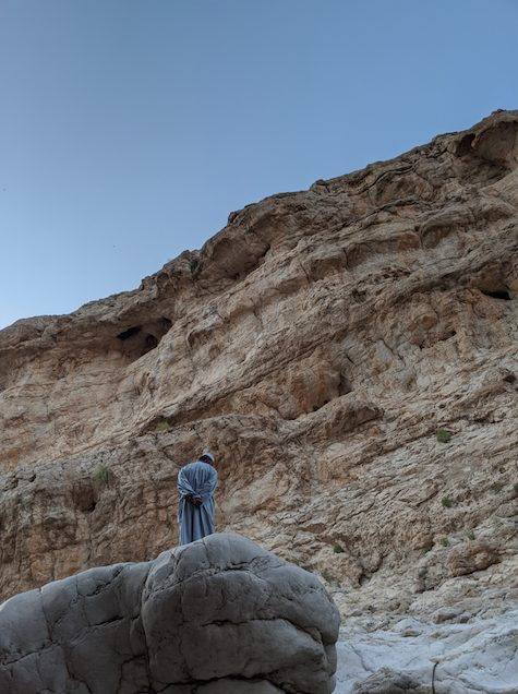 10 days Oman road trip itinerary Wadi bani Khalid