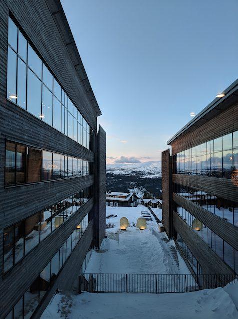 Copperhill mountain lodge Åre Sweden 1