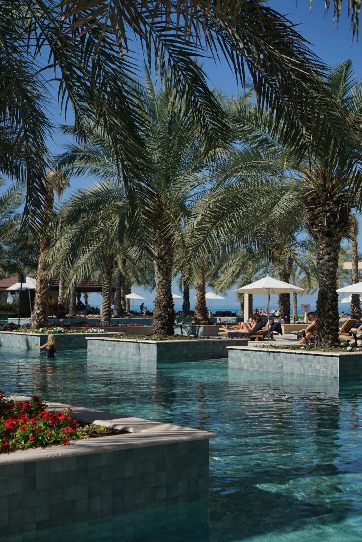 Pool Hilton Ras Al Khaima