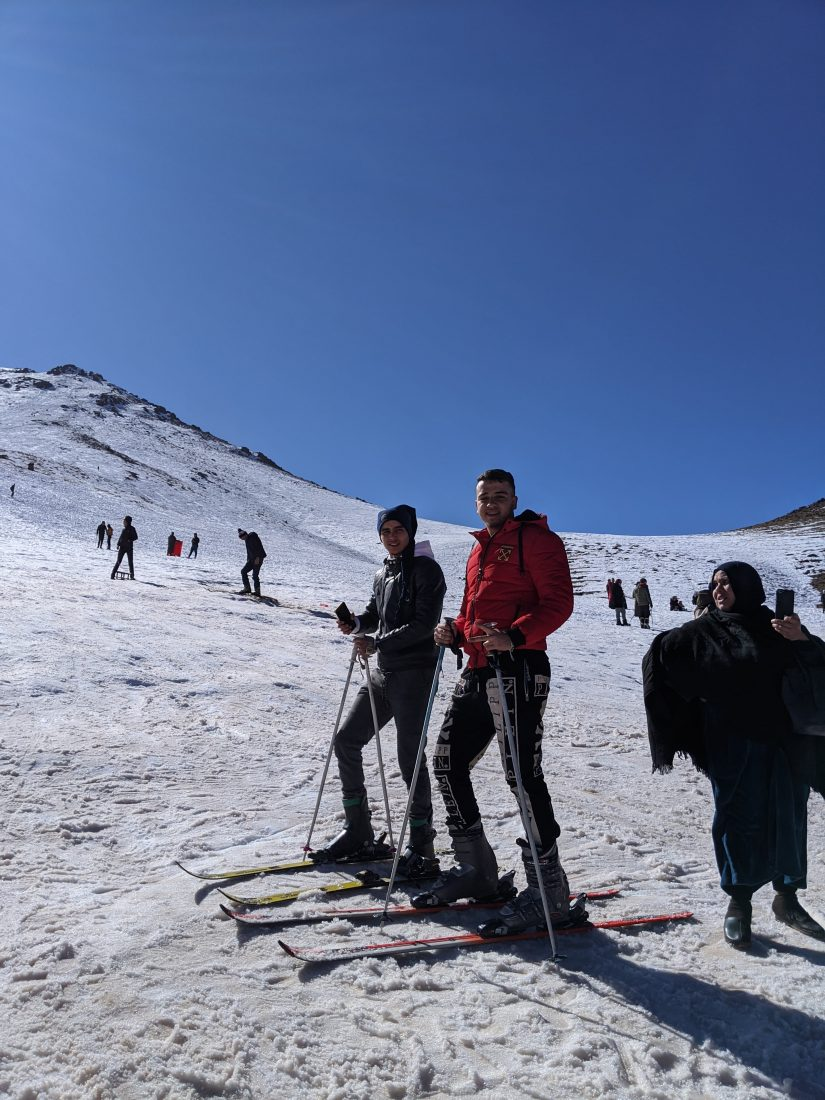 Skiing in Morocco in Oukaimeden – All you need to know!