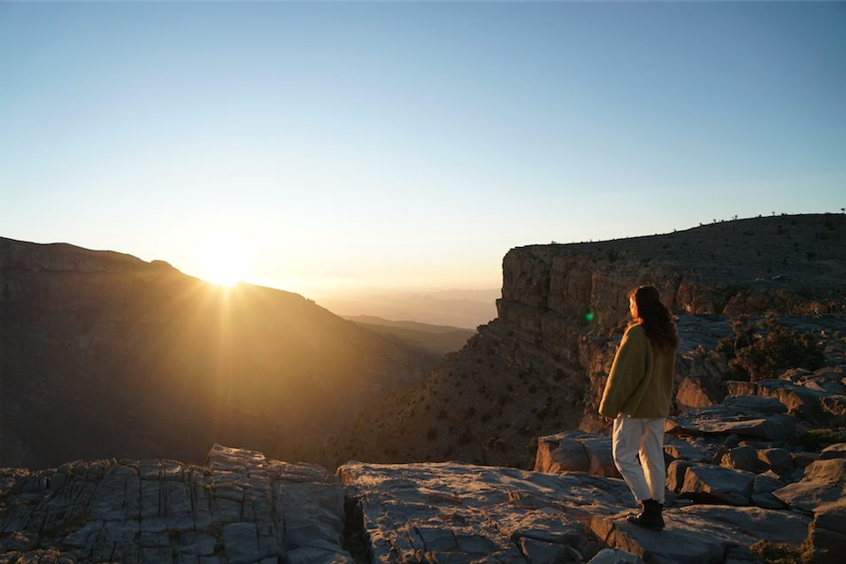 Sunrise Jabal Shams
