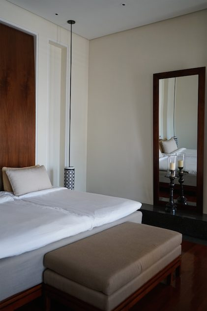 Where to sleep in Muscat - Chedi Muscat room