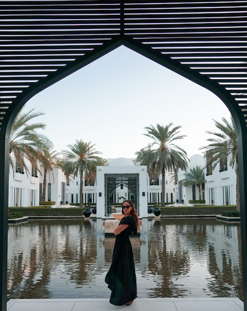 Where to sleep in Muscat – Chedi Muscat, a luxury beach hotel