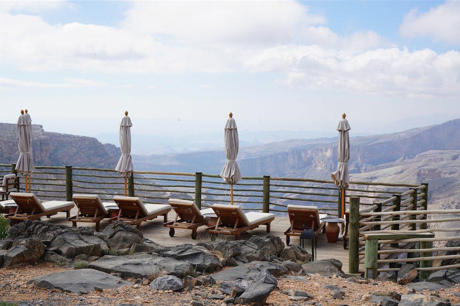 experience Alila Jabal Akhdar hotel review 10