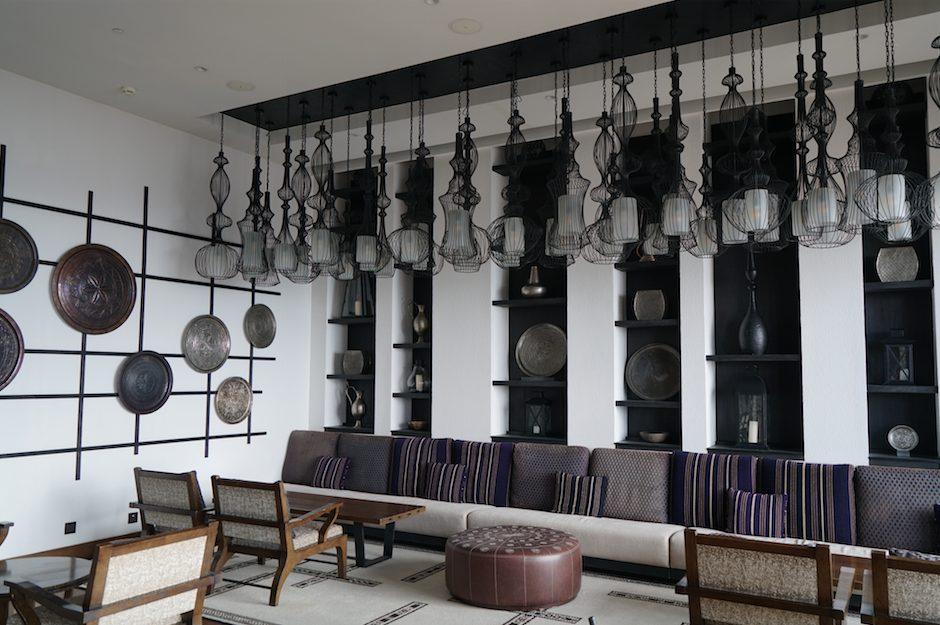 experience Alila Jabal Akhdar hotel review 11