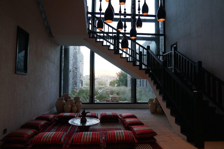 experience Alila Jabal Akhdar hotel review 14