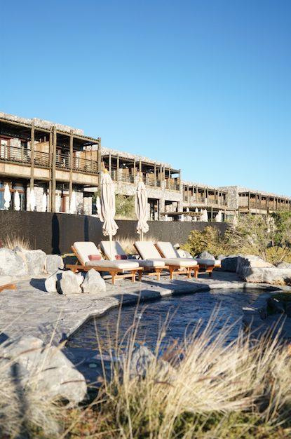 experience Alila Jabal Akhdar hotel review 5