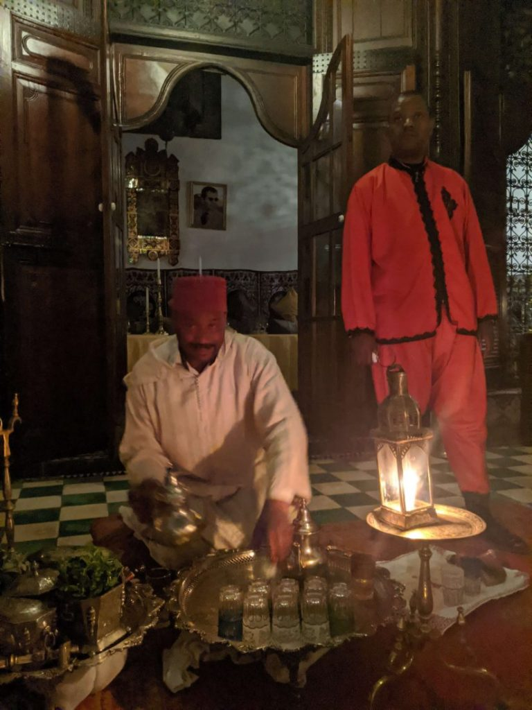 Dar Marjana restaurant tip Marrakech 2020