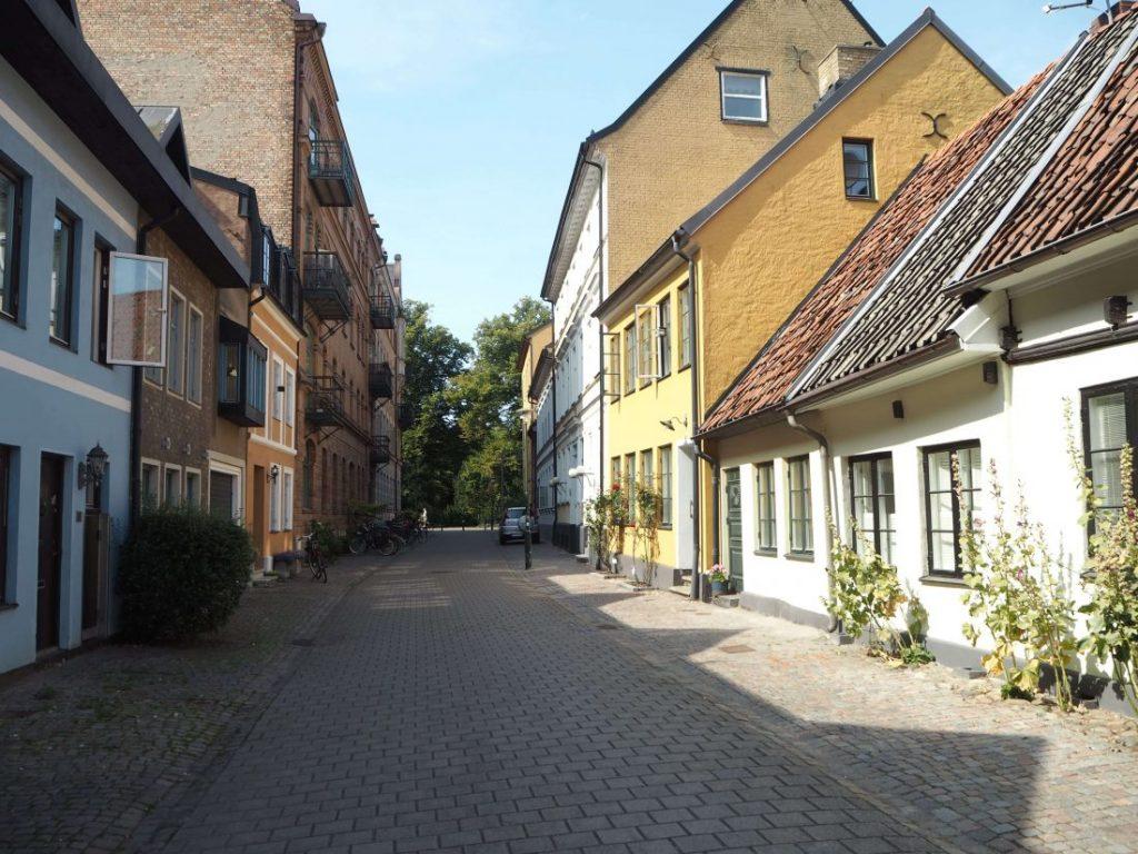 Malmö old town