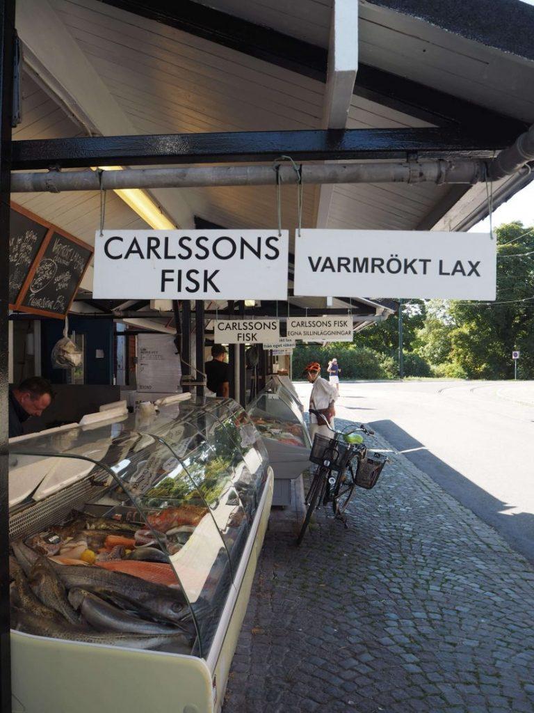 Fisk market Malmö