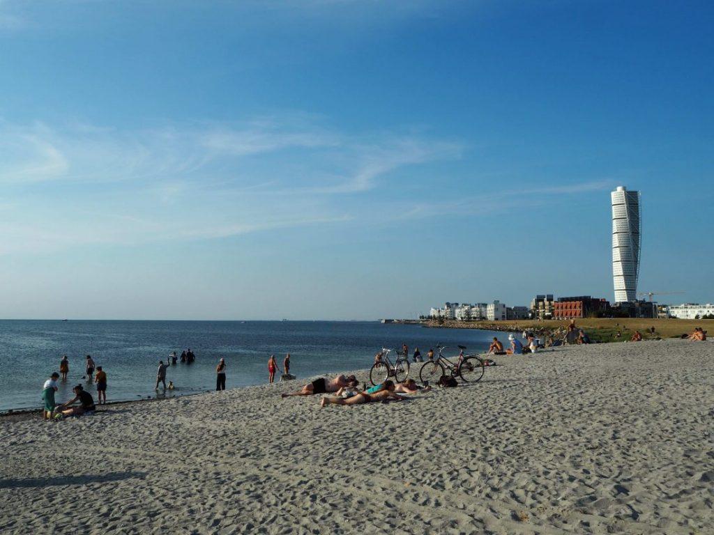 Malmö beach