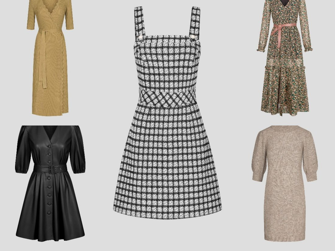 5 must have fall dresses