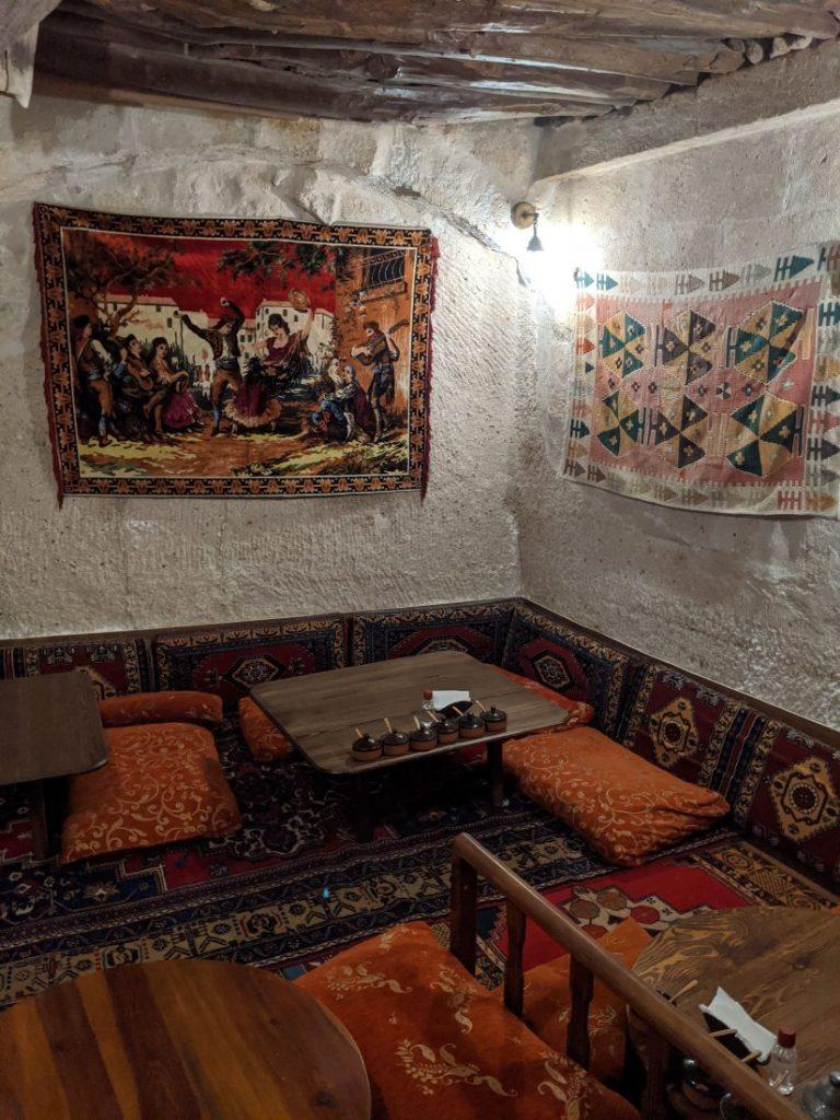 Cappadocia restaurant Gorëme Dibek