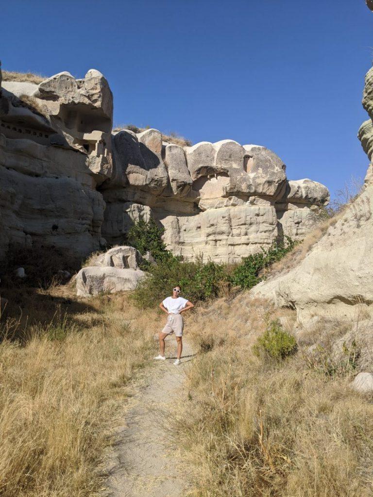 Visit Cappadocia activites hike