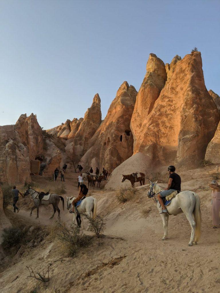 Visit Cappadocia on a horse 1