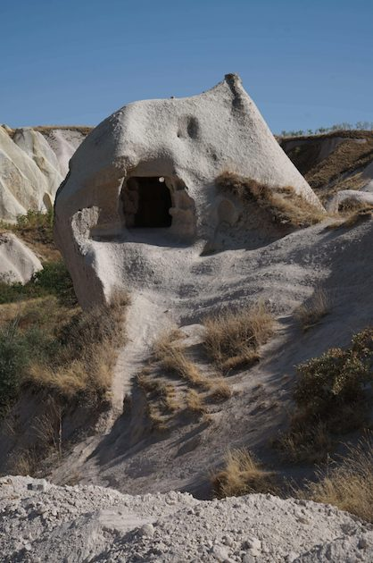 cappadocia troglodyte