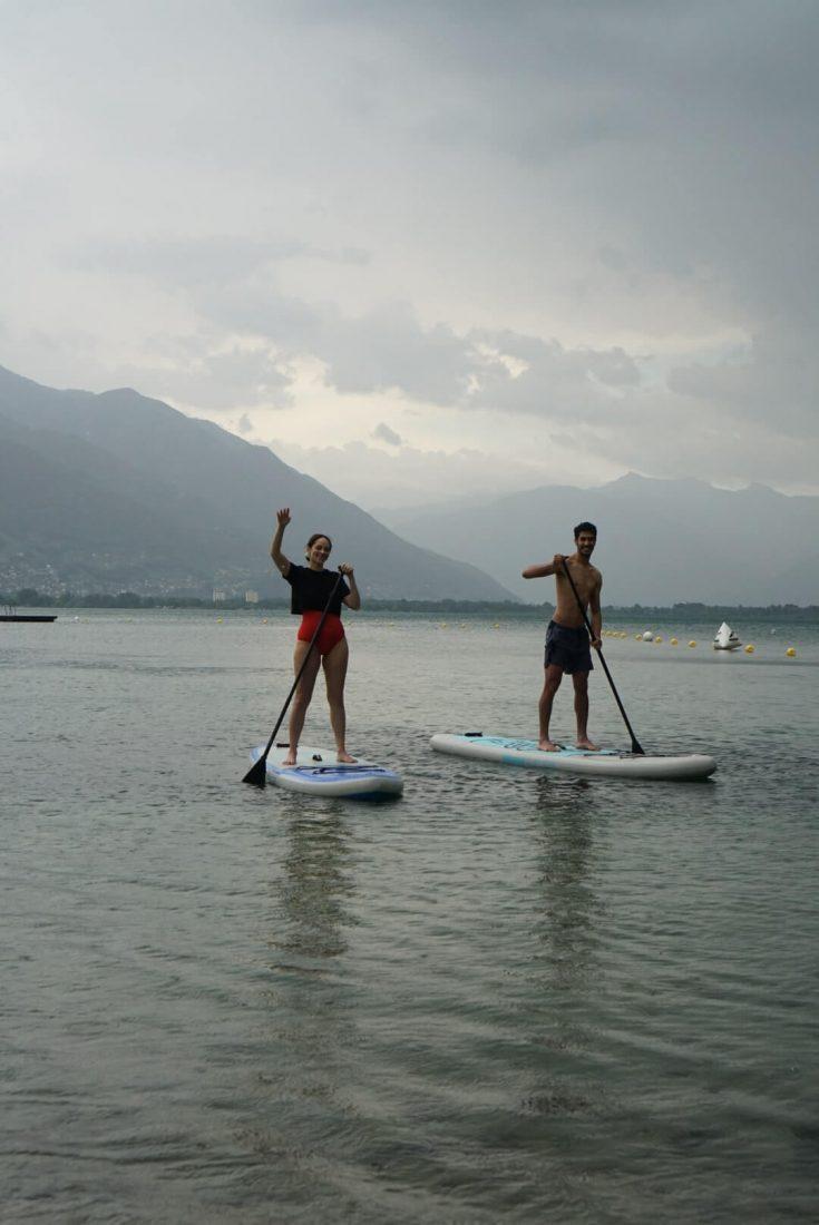 Activities on Laggo Maggiore