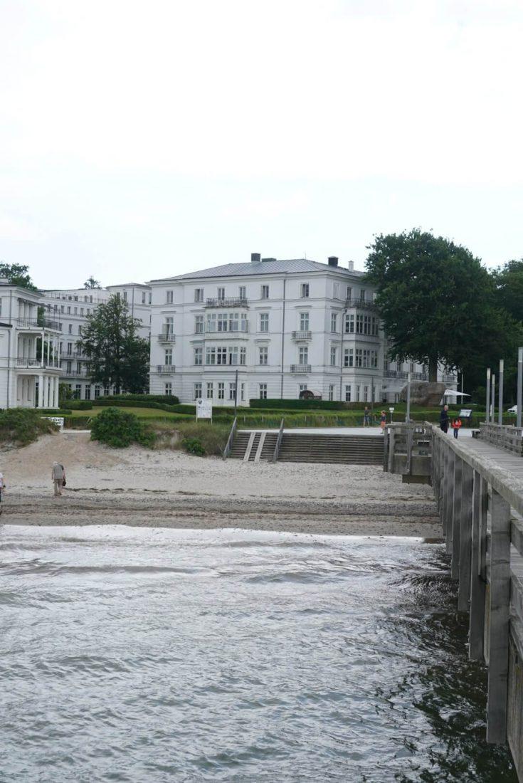 A weekend at Grand Hotel Heiligendamm