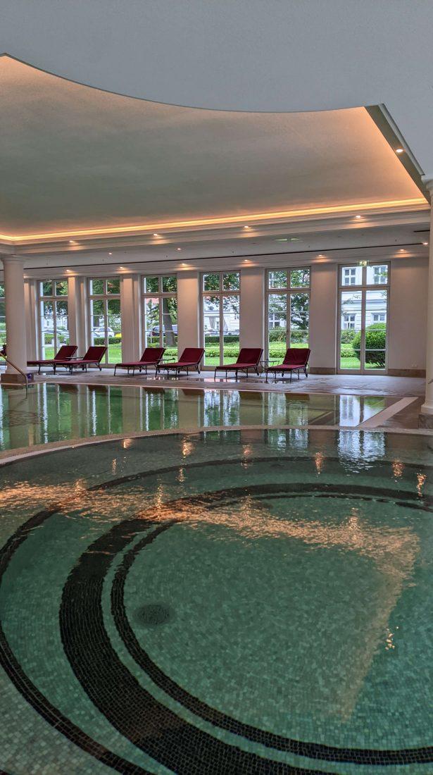 Weekend Grand hotel heiligendamm